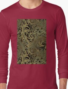 Vintage pattern Long Sleeve T-Shirt
