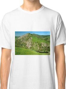 Bunster Hill from Thorpe Cloud  Classic T-Shirt