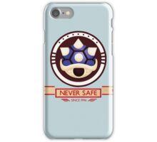 Never Safe - Mario Kart  iPhone Case/Skin