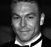 Chris Hoy At 007 Premiere by gottheshot