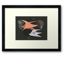 Aquon 24 Framed Print