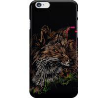 Fox at Sunrise iPhone Case/Skin