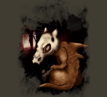Cubone in the woods Unisex T-Shirt