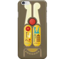 Ramesses the Great's Cartouches iPhone Case/Skin