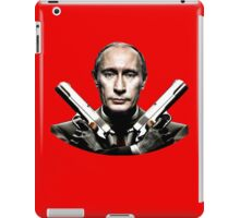 Putin THE BETTEREST iPad Case/Skin
