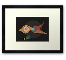 Aquon 30 Framed Print