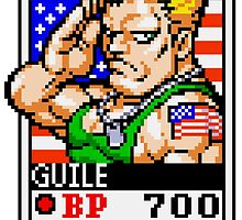 Guile by Lupianwolf