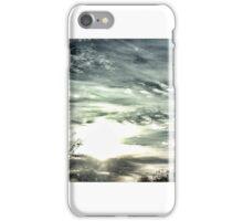 Sunset Trees iPhone Case/Skin