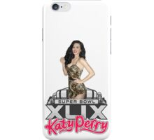 KATY PERRY SUPERBOWL 1 iPhone Case/Skin