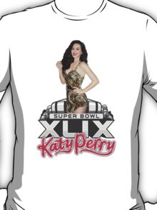 KATY PERRY SUPERBOWL 1 T-Shirt