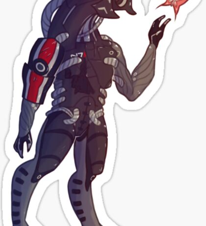 Legion - Mass Effect Sticker