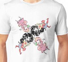 bubbline kalidoscope Unisex T-Shirt