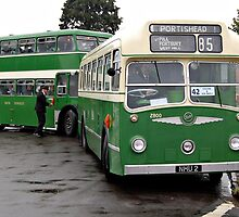 Single and double deckers by funkybunch
