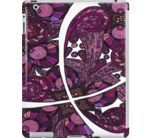 Pink Ribbon Support iPad Case/Skin