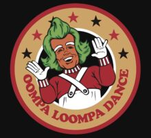 Oompa Loompa Dancing Funny by RomeroST