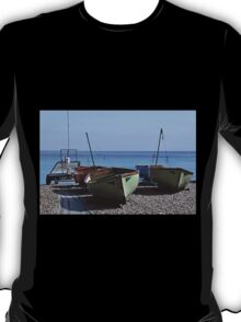 Twin Boats, Tweedledum and Tweedledee... T-Shirt
