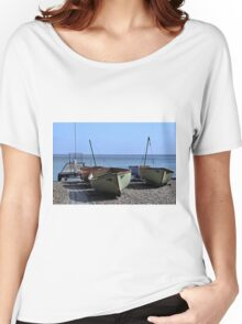 Twin Boats, Tweedledum and Tweedledee... Women's Relaxed Fit T-Shirt