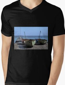 Twin Boats, Tweedledum and Tweedledee... Mens V-Neck T-Shirt