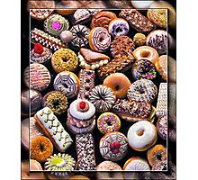 Holy Donuts, Batman!@#$%^& Photographic Print