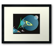 Aquon 33 Framed Print