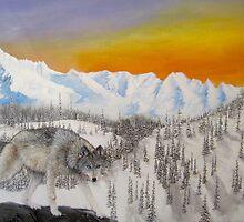 Wolf  by Roxy  Mok