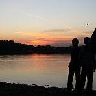 Family sunset by MarkJeremy