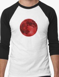 Blood Moon Men's Baseball ¾ T-Shirt