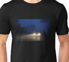 Fog Caught in the Headlights Unisex T-Shirt
