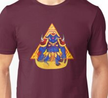 Ganon: Triforce of Power Unisex T-Shirt