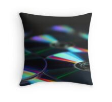 Quanta of Information Throw Pillow