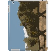 "'Good fences, make......."" iPad Case/Skin"