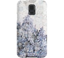 Mountain Snow Drift Samsung Galaxy Case/Skin