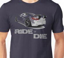 porsche gt - Ride or Die Unisex T-Shirt