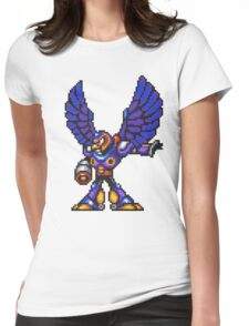 Storm Eagle Womens Fitted T-Shirt