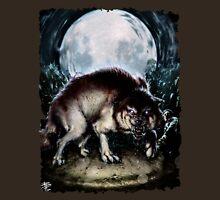 Art: Big Wolf Unisex T-Shirt