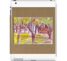 PARK DAY iPad Case/Skin