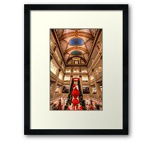 It's Still Marshall Field's to Me  Framed Print
