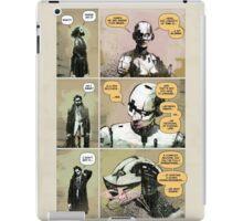 Infused Man - Page 5 iPad Case/Skin