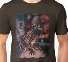 Forsaken Cover Art: World of Darkness: Skinchangers Unisex T-Shirt