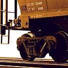Trains - Freight Car by Buckwhite