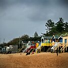 Wells-Next-The-Sea by Tony Day