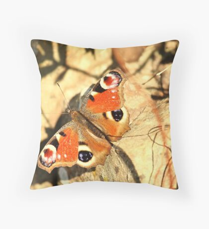 Red Beauty! Throw Pillow