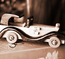 Sepia Toy by M J