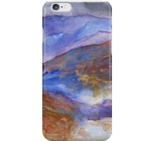 Magical Mountains V iPhone Case/Skin