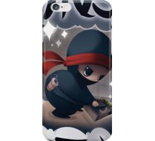 SPARKLES Ninja Defuse (OFFICIAL) iPhone Case/Skin