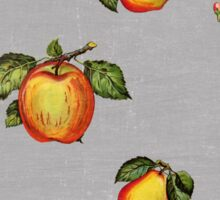 fruit and blossoms Sticker