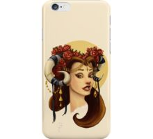 Tribal Princess Belle iPhone Case/Skin