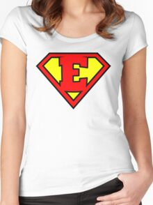 Super E Women's Fitted Scoop T-Shirt