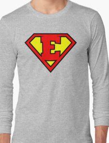 Super E Long Sleeve T-Shirt