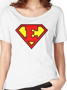 Super E Women's Relaxed Fit T-Shirt